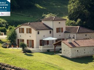La Valiere 4* for 10 people with private swimming pool 11mx5m - Saint-Martin-le-Redon vacation rentals