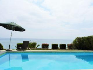 Beach Front Villa Coral Bay with diesel Heated Poo - Peyia vacation rentals