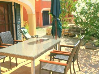 Private terrace and view in Port de Soller - Palma de Mallorca vacation rentals