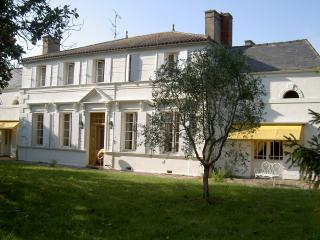 Nice Manor house with Television and Microwave - Lamothe-Landerron vacation rentals