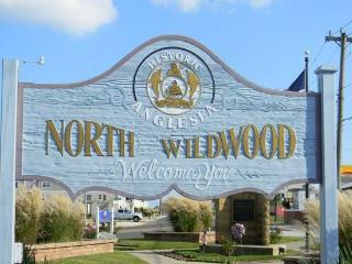 Luxury Townhome Now Renting Summer 2016! - North Wildwood vacation rentals