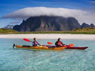 Nice 5 bedroom Boathouse in Lofoten Islands - Lofoten Islands vacation rentals