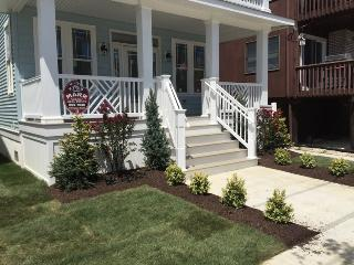 Pristine New Construction on Asbury.  BRAND NEW! - Ocean City vacation rentals