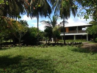 Nice and cool beachfront house in Bandera - Parrita vacation rentals