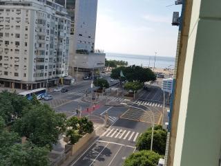 ocean view quadruple apto in copacabana - Rio de Janeiro vacation rentals