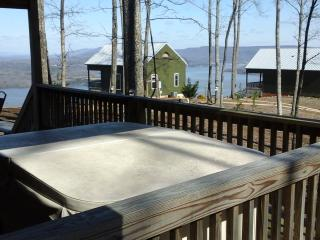 beautiful view reasonable rate hot tub fireplace - Chattanooga vacation rentals