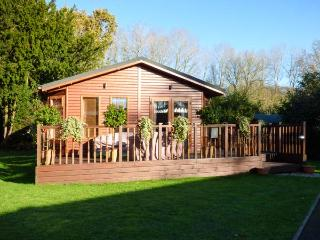 CEDAR LODGE, single storey lodge in spacious grounds, fishing on site, en-suite, near Reepham, Ref 15229 - Reepham vacation rentals