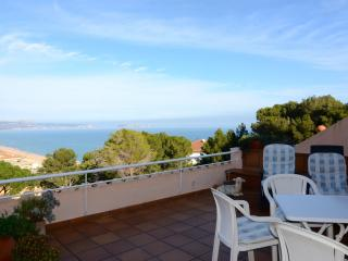 Bright 3 bedroom Apartment in Begur with Washing Machine - Begur vacation rentals