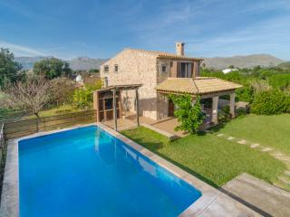SA BARDISSA - Property for 6 people in Pollença - Pollenca vacation rentals