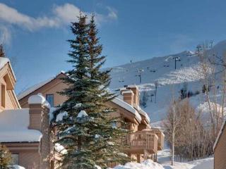 Dollar Mountain- Ski-In Snowcreek Condo - Sun Valley vacation rentals