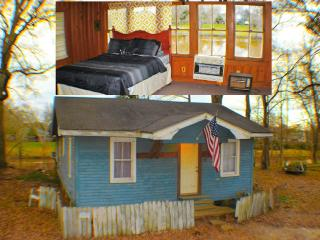 Waterfront Cabin Lodging - Lafayette vacation rentals