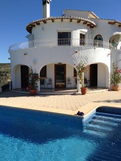 MURLA Appart indépendant au RdC Villa - Murla vacation rentals