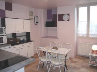 Nice Studio with Microwave and Parking - Salins-les-Bains vacation rentals