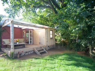 Happy on the Hill, Gabriel's Wagon (Railway wagon) - Bruton vacation rentals