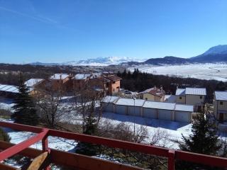 Bell'appartamento panoramico vicino a Campo Felice - Rocca di Cambio vacation rentals