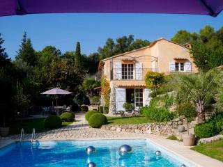 Romantic Villa in South of France near Cannes - Grasse vacation rentals