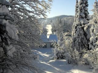 Chambre le Versant Nord àL'Évasion Gîte et Refuges - Lac-Superieur vacation rentals