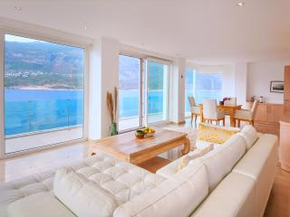 Luxurious seafront villa with high end finish. - Kas vacation rentals