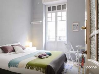 {N1} Double Private Room with Balcony - Valencia vacation rentals