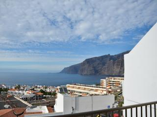 Sea, cliffs view apartment in Tenerife - Santa Cruz de Tenerife vacation rentals