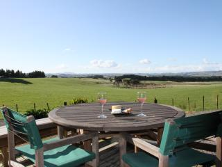 Birch Hill Farm Cottage - modern & stunning views! - Waipukurau vacation rentals