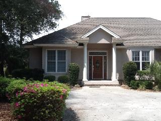 Beautiful home on golf course, close to beach - Hilton Head vacation rentals