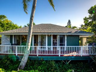 Maile Bungalow, Licensed by Maui County - Haiku vacation rentals