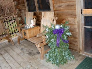 Romantic 1 bedroom Cabin in Rockbridge - Rockbridge vacation rentals