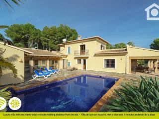 Solhabitat Moraira Sunset - La Llobella vacation rentals