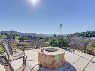 Mediterranean-style home, w/outdoor dining & six acres! - Fallbrook vacation rentals