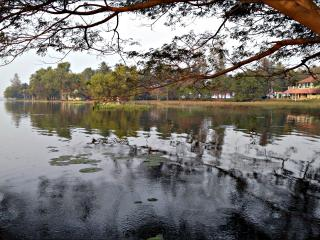 Tranquille Lakeshore Apartment - Pondicherry vacation rentals