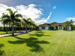 PRIVATE LUXURY Estate... The WHITE PEARL HOUSE - Keaau vacation rentals