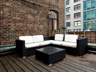 Duplex 5BR/3BA with Terrace in Midtown East for 14 - New York City vacation rentals