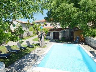 Villa Murva near Rovinj with private pool - Kanfanar vacation rentals