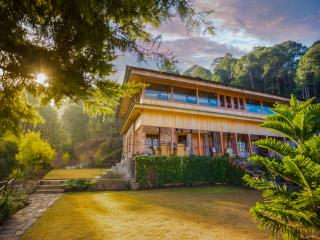 Perfect Villa with Housekeeping Included and Television - Dharampur vacation rentals