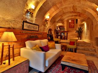 Stylish Cappadocian Cave Hotel - 1double room - Ortahisar vacation rentals
