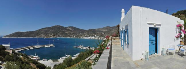 Beautiful 4 bedroom Villa in Sifnos with Internet Access - Sifnos vacation rentals