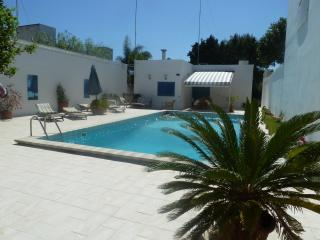 Delightul villa with private, heated swimming pool - Casalabate vacation rentals