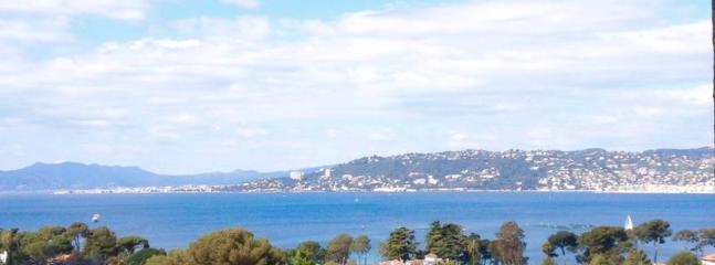Stunning Views! Cap d'Antibes- large 1 bed - Image 1 - Juan-les-Pins - rentals