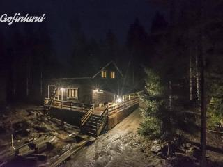 Evo Wilderness Villa - Lammi vacation rentals