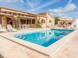 AMETLLER - Property for 7 people in Felanitx - Felanitx vacation rentals