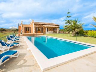 CAN BORDILS - Villa for 6 people in Portocristo - Porto Cristo vacation rentals