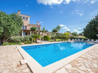 CAN PALLETA - Villa for 10 people in s'Horta - S' Horta vacation rentals