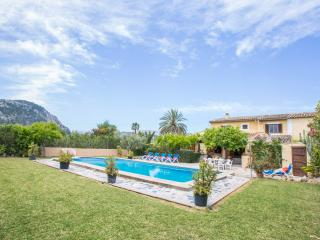 CAN VERGA - Property for 12 people in Pollença - Pollenca vacation rentals