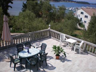 Three-room apartment with a seaview - Supetarska Draga vacation rentals