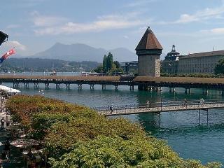Chapel bridge Apartment Jupite - Lucerne vacation rentals