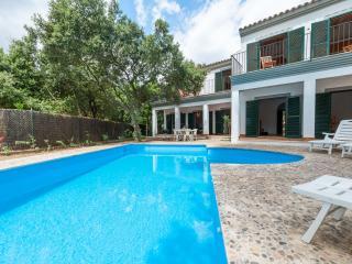 MELICOTÓ - Property for 10 people in CRESTATX - Sa Pobla vacation rentals