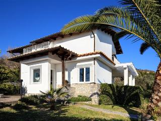 Villa Dafne with sea view and swimming pool - Sant'Agata sui Due Golfi vacation rentals