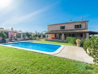 SA BASSA ROTJA - Villa for 6 people in ARIANY - Ariany vacation rentals