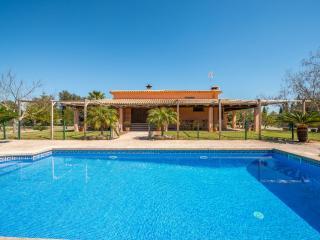 SON CEBIÀ - Property for 10 people in SA POBLA - Sa Pobla vacation rentals